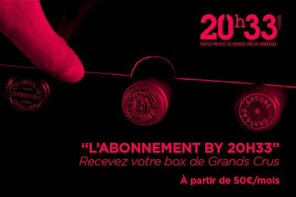 L'Abonnement by 20h33 - Mars 2016