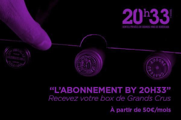 L'Abonnement by 20h33 - Avril 2016