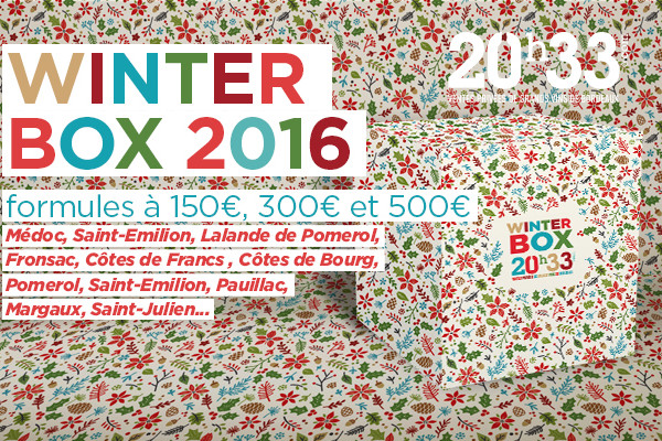 La Winter Box by 20h33