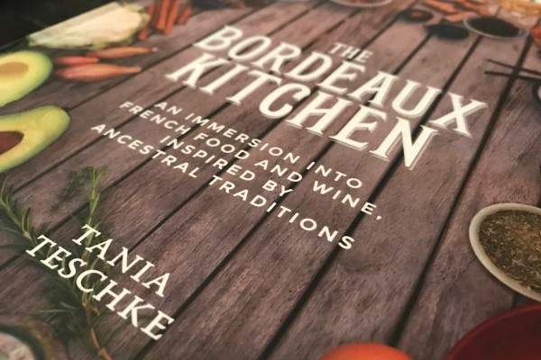 20h33 Helps Launch New Bordeaux Cook Book In UK