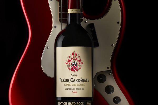 Château Fleur-Cardinale 2018, Rock N'Roll Edition